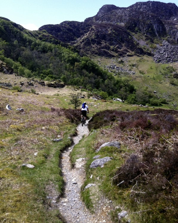 Fantastic North Wales trails