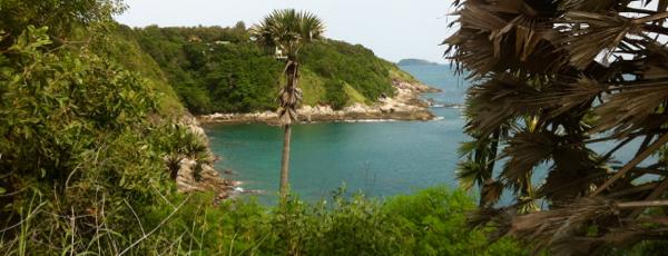 Stunning coast line on Phuket