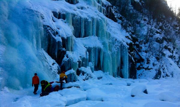 Rjukan Lower Gorge