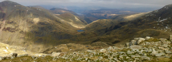 View to Borrowdale