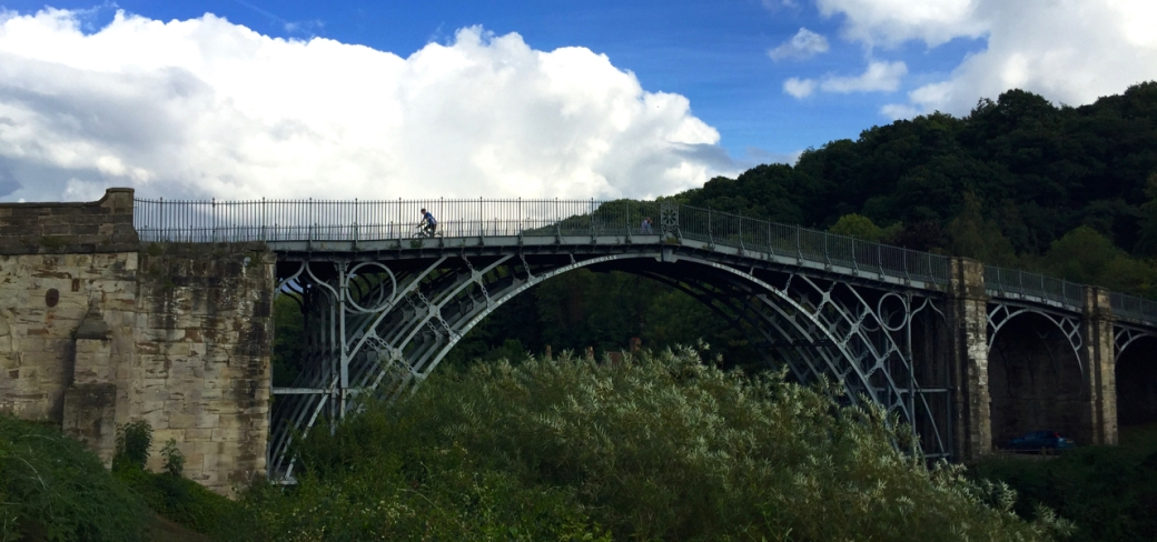 The Iron Bridge, Coalbrookdale