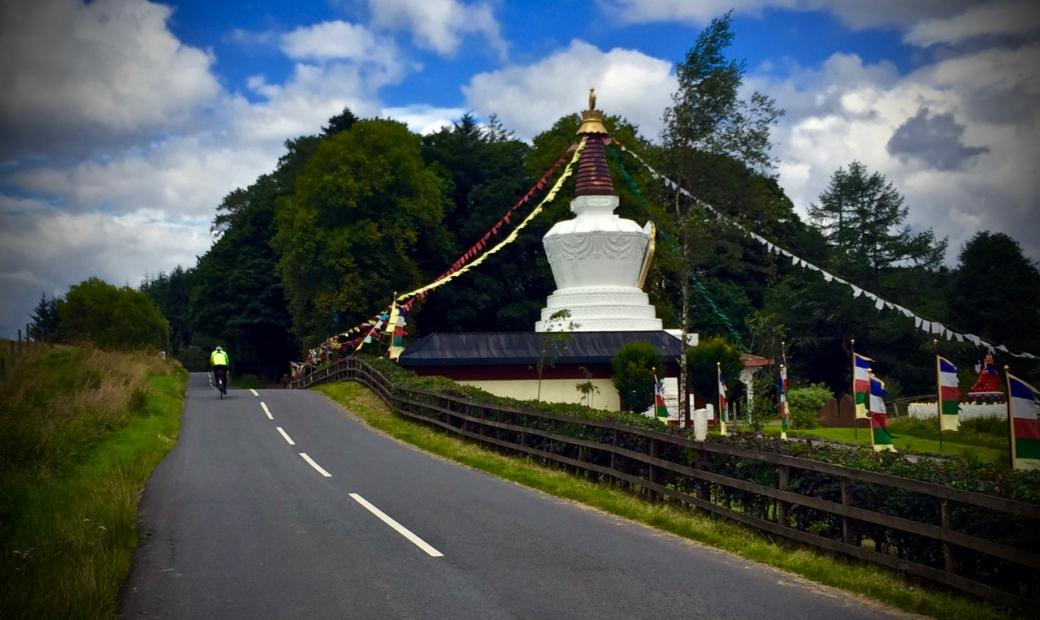 Passing Kagyu Samye Ling