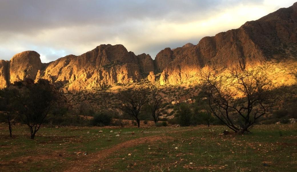 Samazar valley view