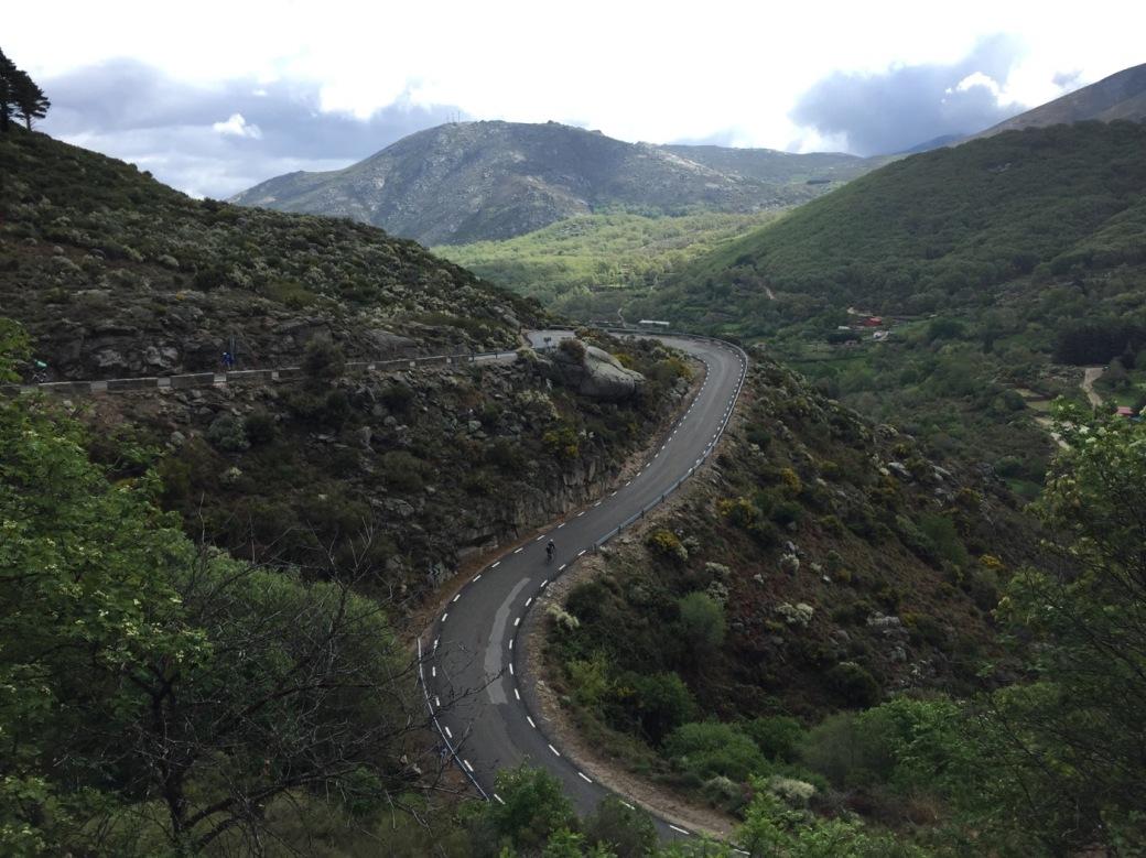 Climb to the Collado de Serranillos